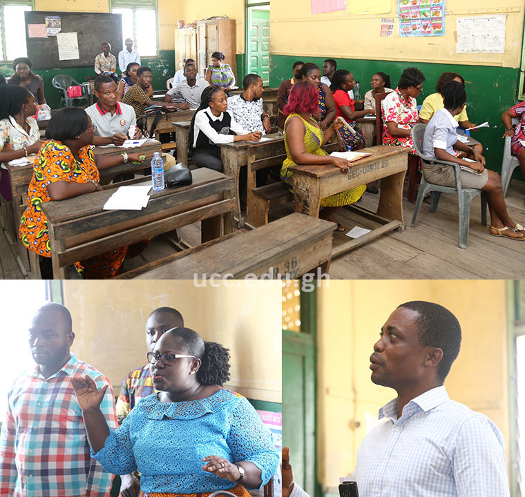 The Centre for Child Development Research and Referral (CCDRR) has organised a training workshop for teachers of Saint Mary's Girls School in Cape Coast