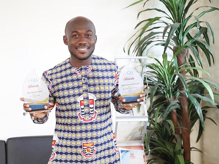 Spencer Kwabena Boateng Mensah