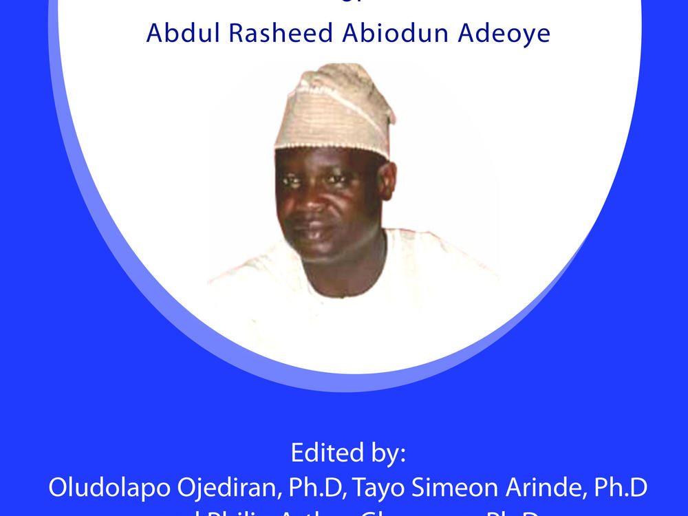 African Culture and Performance Dynamics in the Dramaturgy of AbdulRasheed Abiodun Adeoye
