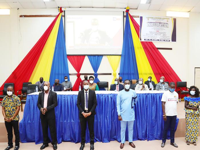 Interim executives of UCC alumni